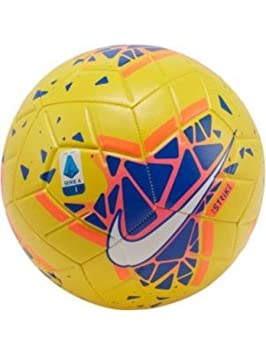 Nike Serie A El Balón de Fútbol Strike 2019/2020 Número 4, 4 ...