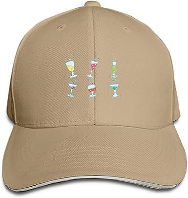 Rainbow Star Plain Adjustable Cowboy Cap Denim Hat for Women and Men