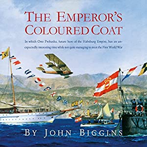 The Emperor's Coloured Coat Audiobook