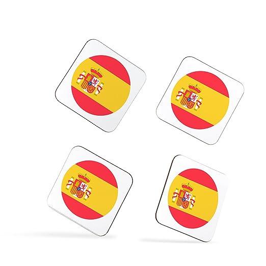 Compra Spain Flag Bandera Española España Posavasos en Amazon.es