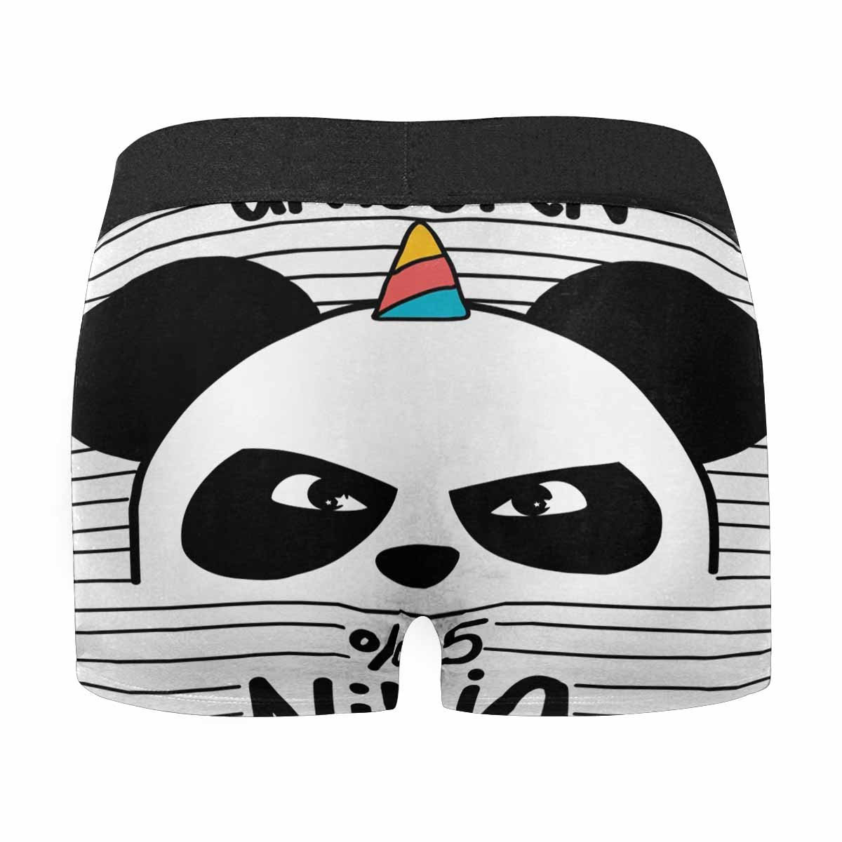 Amazon.com: INTERESTPRINT Custom Mens Boxer Briefs Cute ...