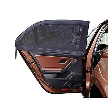 Amazon.com: Crazy almacenar lateral de ventana de coche sol ...