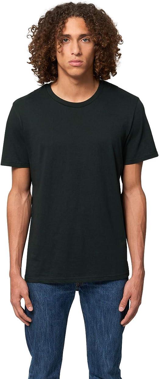 Hilltop Camiseta unisex de alta calidad hecha de 100% algodón ...