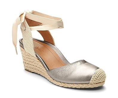 ac1c81544d6 Amazon.com | Vionic Women's Aruba Maris Lace-up Wedge | Platforms ...