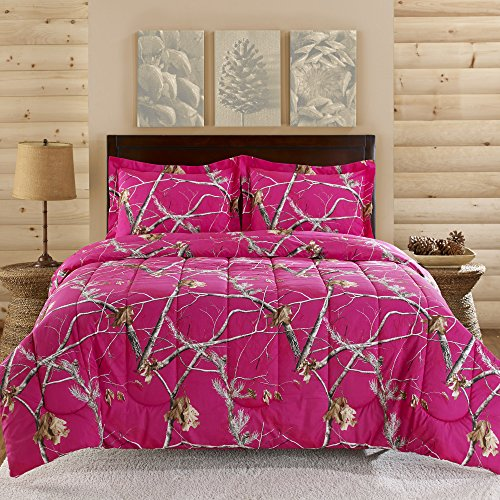 Realtree-3-Piece-Comforter-Set-Full-Bright-Pink
