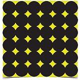 Birchwood Casey Shoot-N-C Self-Adhesive Targets Assorted Bull's-Eye Packs