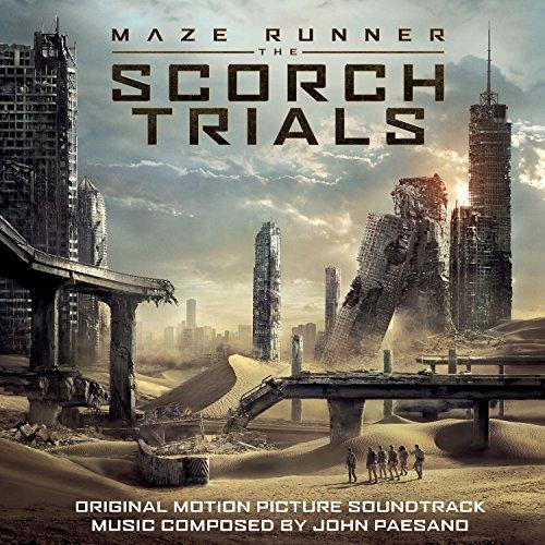 Maze Runner - The Scorch Trials (Original Motion Picture Soundtrack) (Maze Audio Runner)