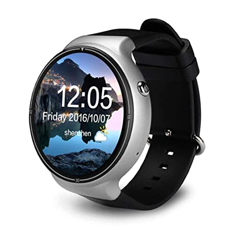 Amazon.com: Rsiosle - Reloj inteligente con pantalla táctil ...