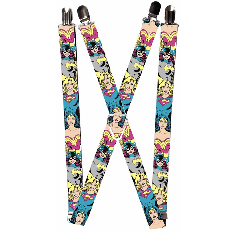 Buckle-Down Suspender – Justice League Girls