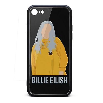 Amazon.com: Carcasa para iPhone 6/6S Billie-eilish-Album ...