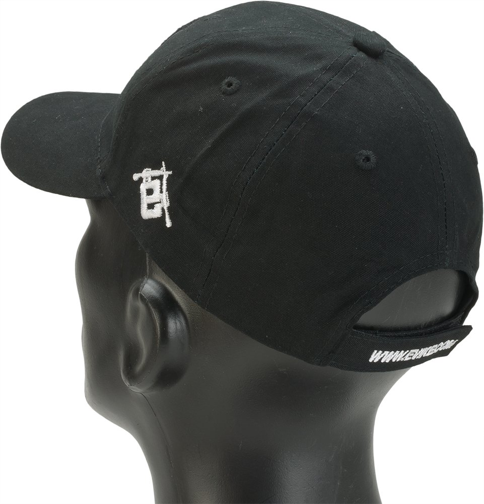 e6fa602a Amazon.com : Evike - Mil-Spec Patch Ready Tactical Ball Cap (Color: Black)  : Sports & Outdoors