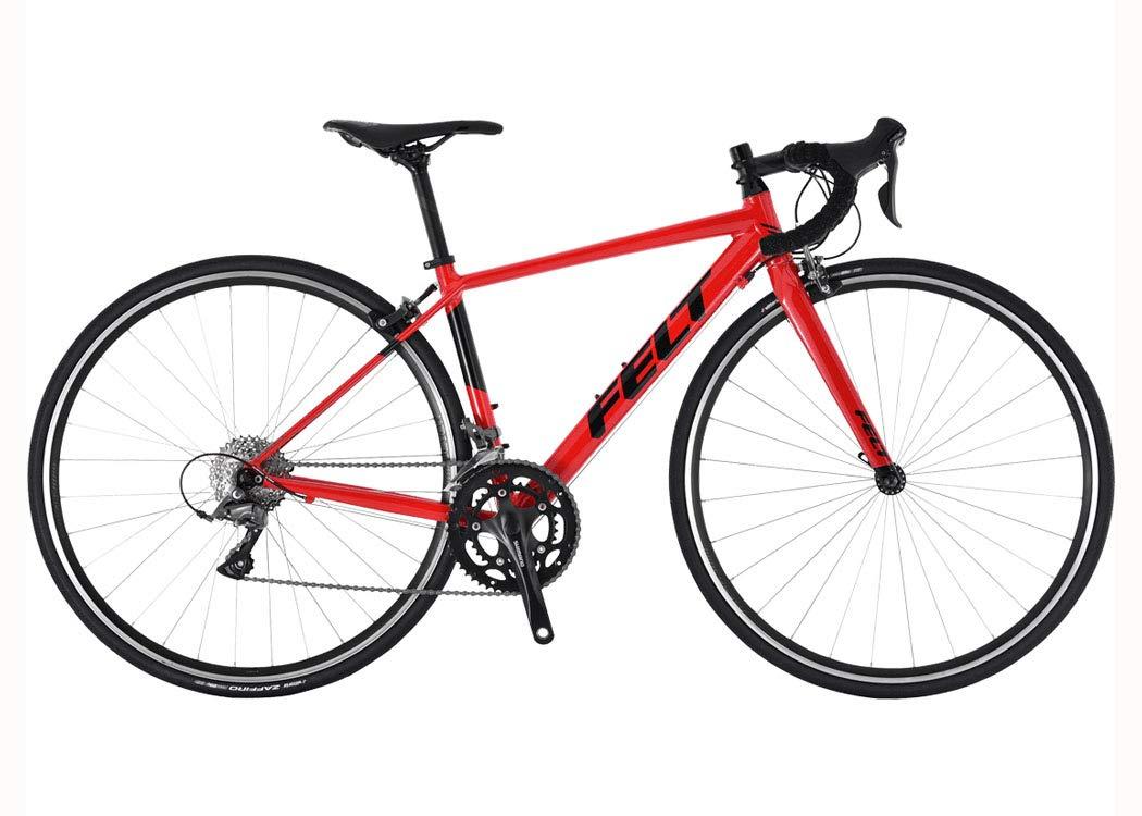 FELT(フェルト) FR60 (Claris 2x8s) ロードバイク [レッド] 470  B07MLVLRPG