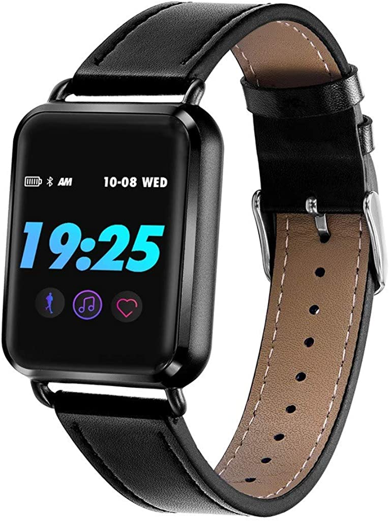 JiaMeng - Reloj Inteligente con Pantalla a Color y Monitor de ...