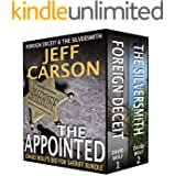 The Appointed: David Wolf Mystery Thrillers 1 and 2 Bundle (Foreign Deceit and The Silversmith)