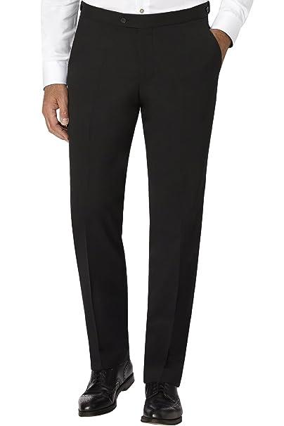 come comprare comprare on line primo sguardo Bäumler - Pantaloni da smoking - Uomo nero Black: Amazon.it ...