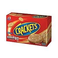 Crackets Galleta, Sabor Mantequilla, 417.6 g