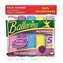Ballerina Microfibras Collection - 5 Unidades