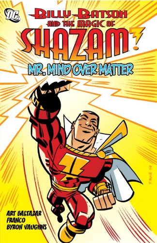 Download Billy Batson and the Magic of Shazam: Mr. Mind over Matter pdf