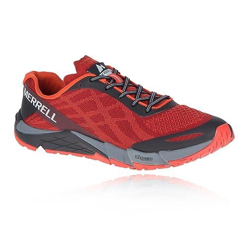 Merrell Bare Access Flex E-Knit Zapatilla De Correr Para Tierra - SS18: Amazon.es: Zapatos y complementos
