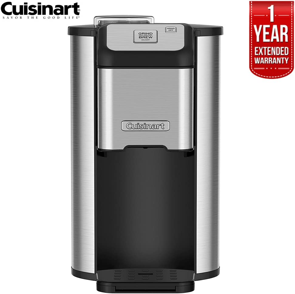 Cuisinart Grind and Brew DGB-1FR