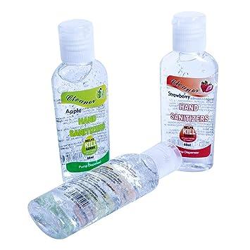Amazon com: 1 PC 60ml Travel Portable Mini Hand Sanitizer