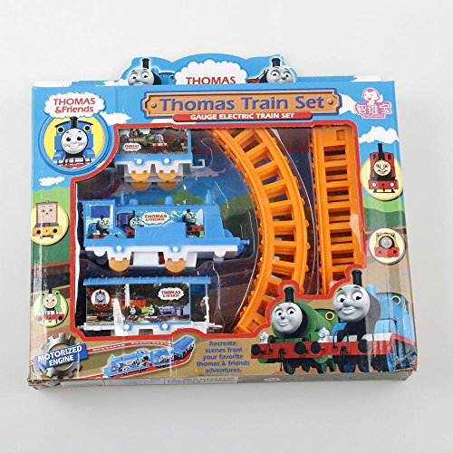 Thomas and Friends Orbital Electric Train Set For Kids Toys USA]()