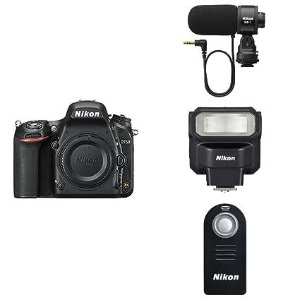 Amazon.com : Nikon D750 FX-format Digital SLR Camera Body with ...