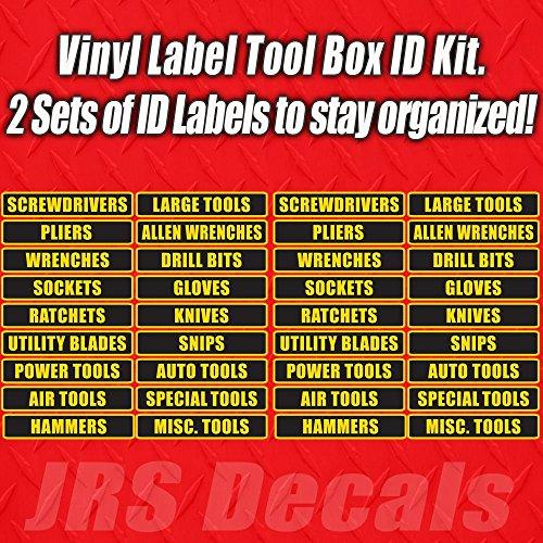 Decal Sticker Set - 4