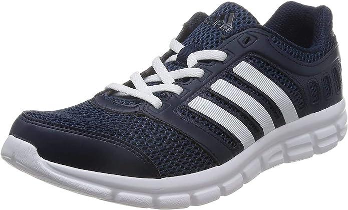 Adidas Breeze 101 2, Zapatillas para Hombre, Collegiate Navy/FTWR White/Core Black, 46 EU: Amazon.es: Zapatos y complementos