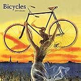 Bicycles Wall Calendar 2019