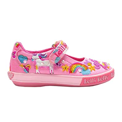 f4140d8eec6cf Lelli Kelly - Kids LK9050 Unicorn Bar Shoes in Pink: Amazon.co.uk ...