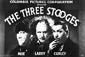 artworkforless.com The Three Stooges Poster 36 x 24in