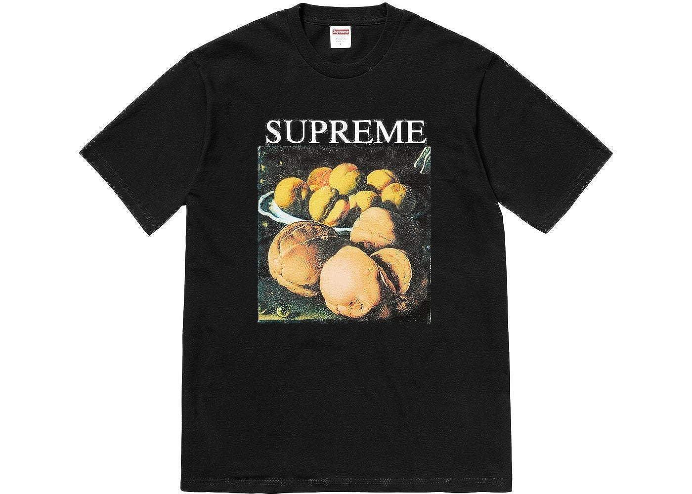 Com Supremenewyork Supreme Still Life Tee T Shirt Black Fw18 100 Authentic Real Rare Clothing