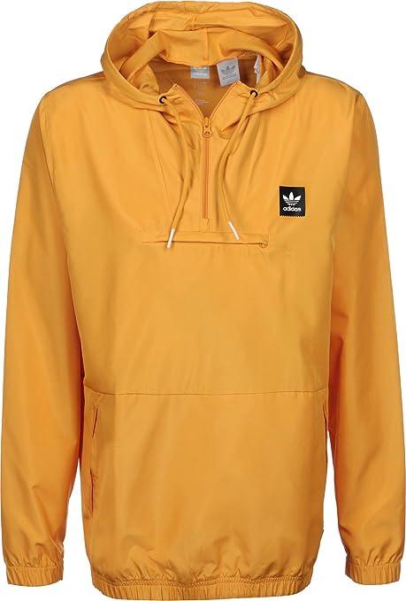 adidas DH6654 Chaquetas Hombre Amarillo XS