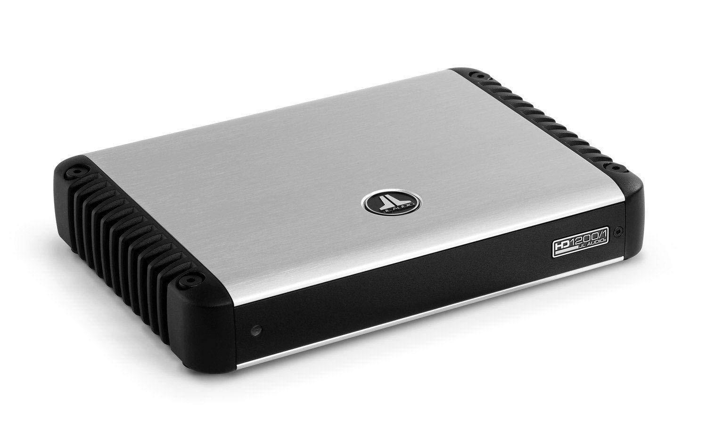 JL Audio Monoblock 1200W Subwoofer Speaker Amplifier HD1200//1