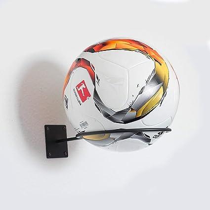 Pelota plana/ballhalterung para fútbol, baloncesto, Voleibol etc. – A la pared