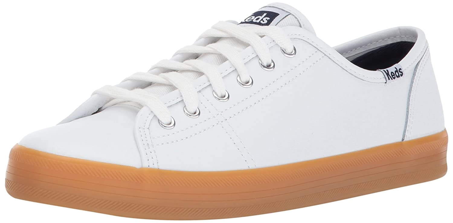 Keds Women's Kickstart Leather Fashion Sneaker