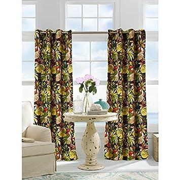 Amazon softline sunline kent indooroutdoor curtain panel 51 x softline sunline kent indooroutdoor curtain panel 51 x 96 96 inches workwithnaturefo