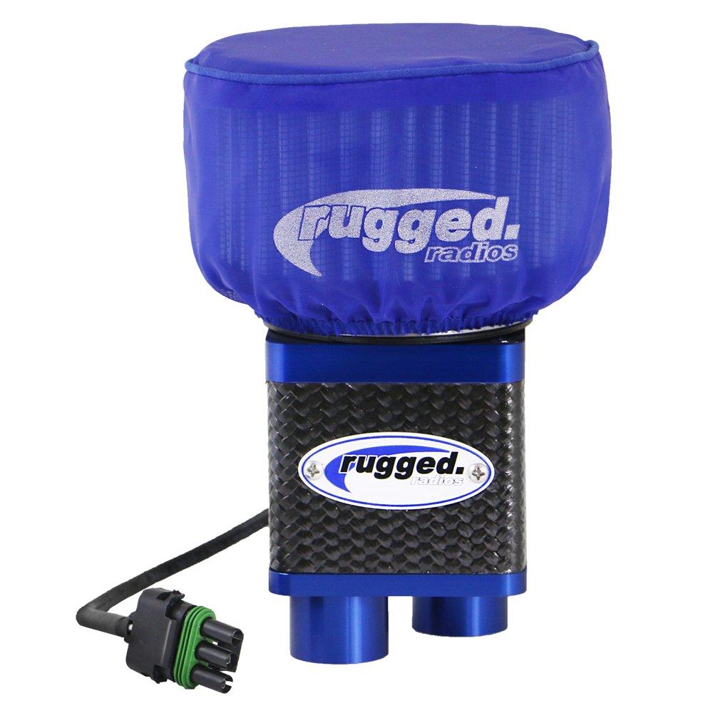 Rugged Radios MAC3.2 M3 Extreme Air Pumper System - Two Person Fresh Air Pumper for Forced Air Helmets