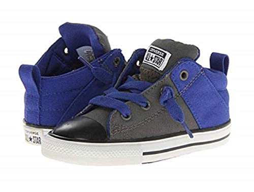 f31d5a0d35f6e3 Converse Kids  Chuck Taylor All Star Axel Mid Leather (Infant Toddler)   Amazon.ca  Shoes   Handbags