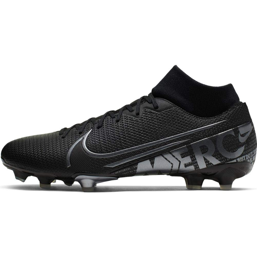 Nike Mercurial Superfly 7 Academy MG - Black/Metallic (8) by Nike