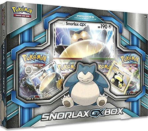 Pokemon TCG: Snorlax GX Box Card Game]()