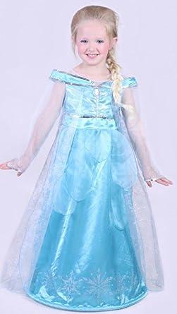 Amazon.com: Authentic Disneyland Vestido para disfraz de ...