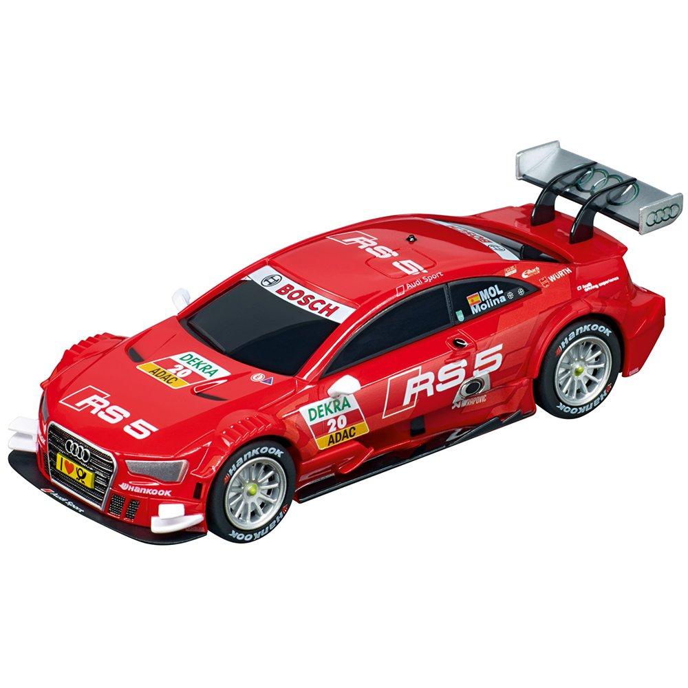 Carrera GO!!! 64042 Audi A5 DTM M.Molina, No.20