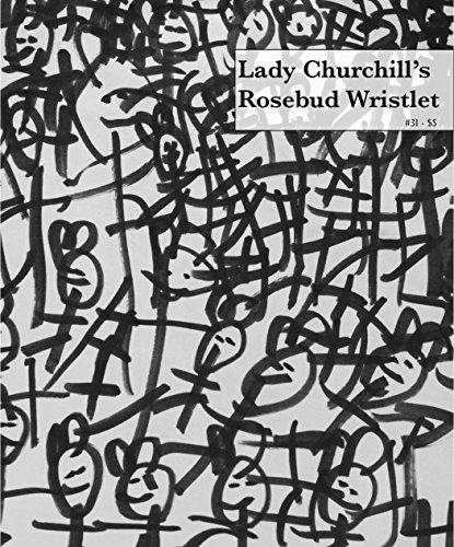 (Lady Churchill's Rosebud Wristlet No. 31)