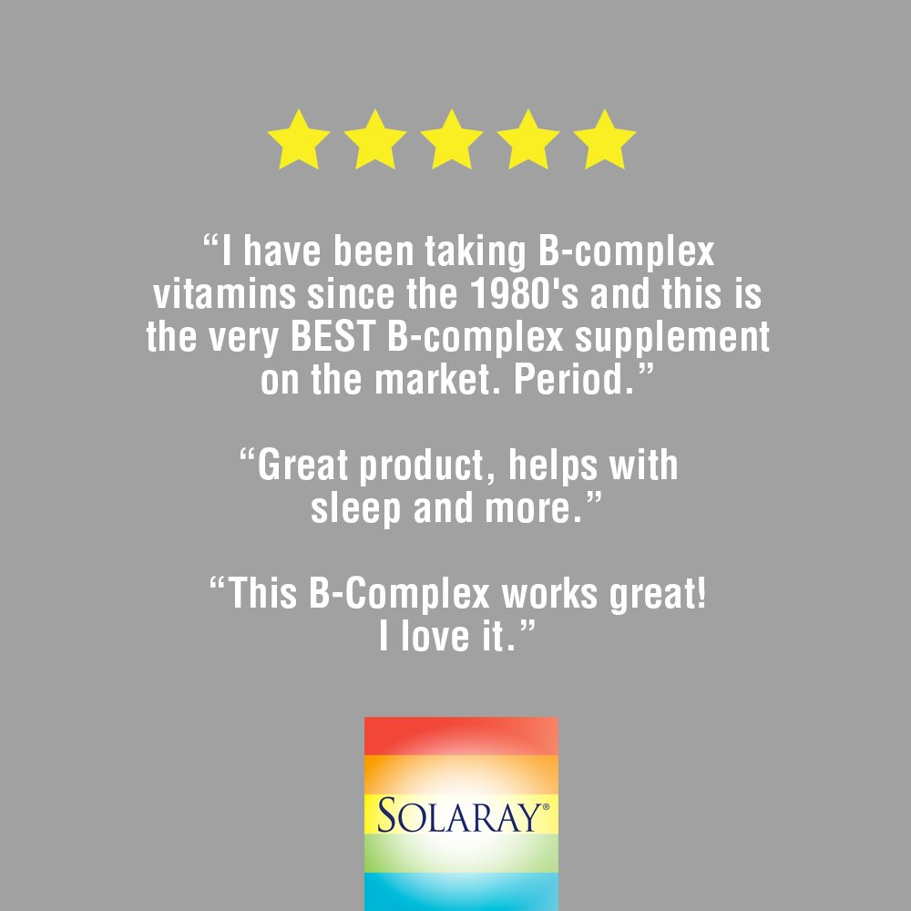 Solaray B-Complex 75