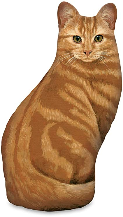 Orange Tabby Cat Door stop Decorative Door Stopper Interior Unique Doorstop Cat  sc 1 st  Amazon.com & Amazon.com: Orange Tabby Cat Door stop Decorative Door Stopper ...