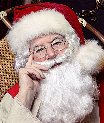 Large Product Image of Kangaroo's Santa Claus Glasses