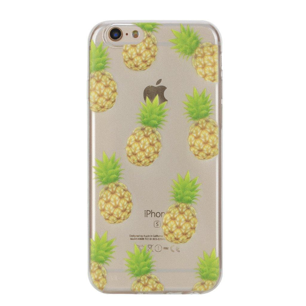 Para iphone 6 Plus caso [con protector de pantalla], kwapo ...