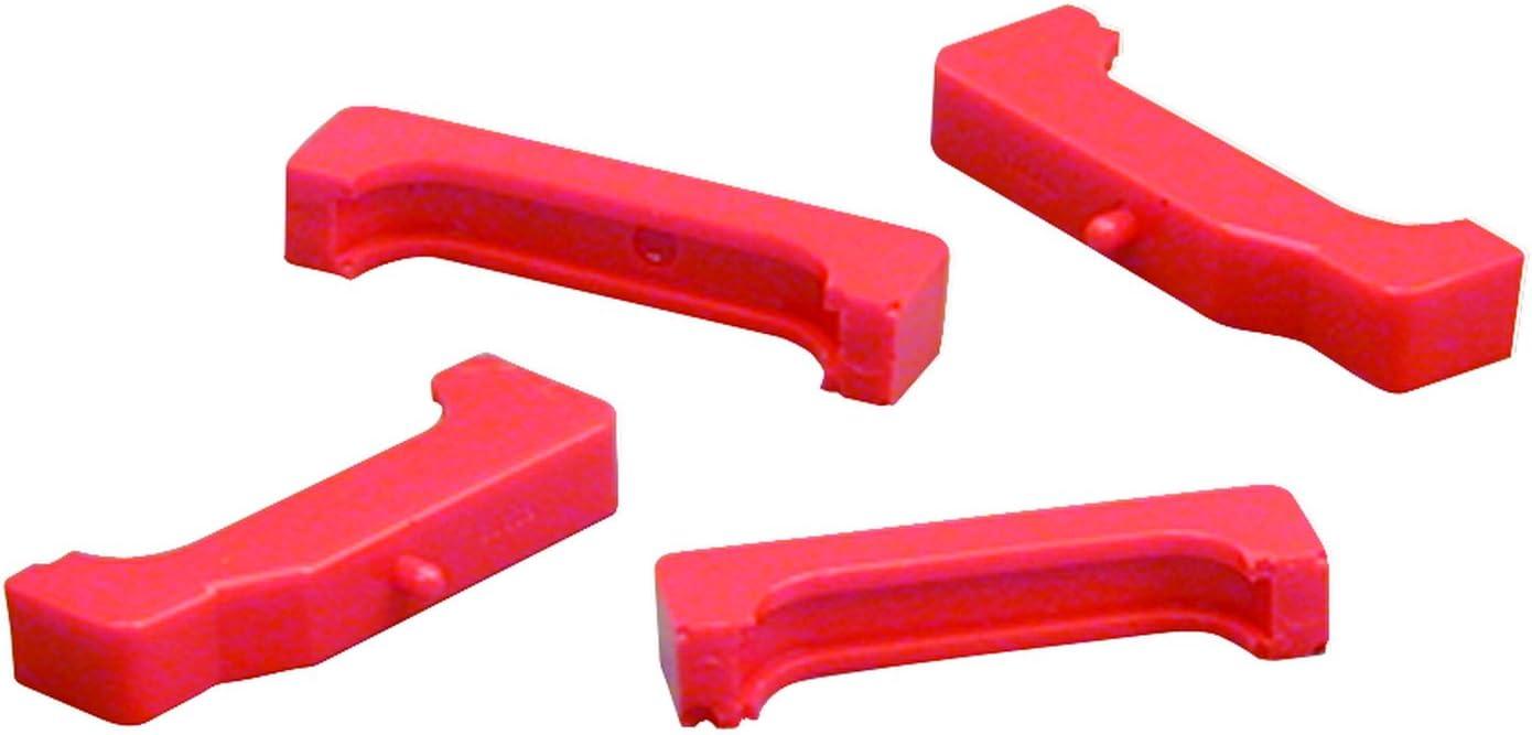Prothane 7-1713 Red Small Block Radiator Isolator